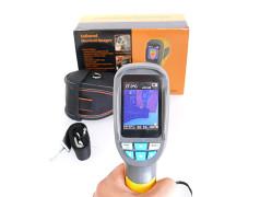 Banc d'essai : caméra thermique HT-02