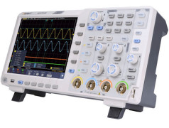 Banc d'essai : oscilloscope OWON XDS3064E 4 voies à écran tactile