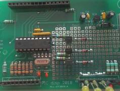 Carte de prototypage simple à microcontrôleur