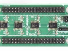 Carte tampon pour Raspberry Pi en commande groupée