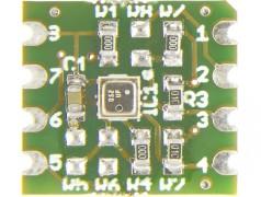 configuration de la carte de liaison BME280 d'Elektor