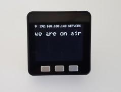 Mon voyage dans le nuage (28) – M5Stack : ESP32 + écran + boîtier élégant