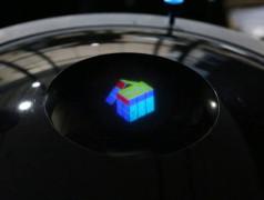 Ce petit Rubik's cube serait le premier hologramme visible à 360°.