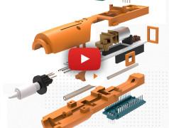 Impression à main levée avec le kit 3D-Pen Simo