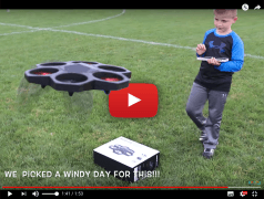Airblock – drone modulaire et programmable pour débutants
