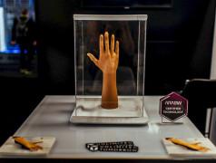 Prothèse de bras économique en impression 3D