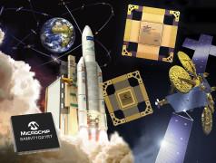 Les applications spatiales développées à l'aide de microcontrôleurs  ARM® Core « COTS-to-Radiation-Tolerant » et durcis aux radiations