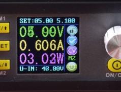 Banc d'essai : alim de labo programmable DPS5005 de JOY-iT