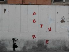 Œuvre de Banksy, artiste de rue. Photo: Salvatore Vastano. Licence CC BY-ND 2.0