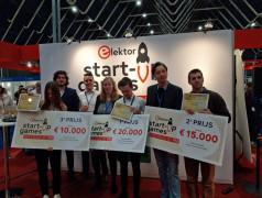 La meilleure start-up du Benelux !