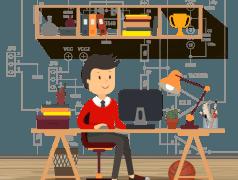 Offre d'emploi : dessinateur électronicien polyvalent