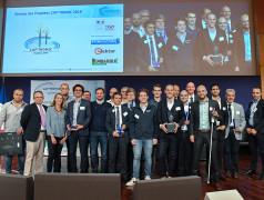 Gagnants des 12e Trophées CAP'TRONIC (copyright Xavier Granet)