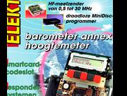 Digitale barometer annex hoogtemeter, deel 1
