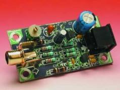 Video/S-VHS-converter