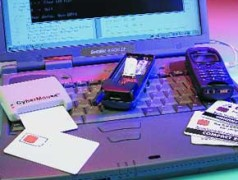 BasicCard voor de GSM-telefoon