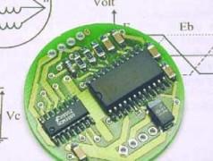 3-fase BLDC-motorsturing