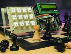 Flash-board als schaakcomputer