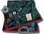 Blokkendoos voor elektronici