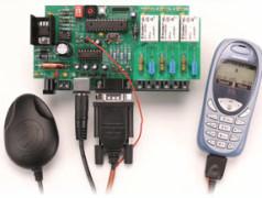 GSM-teleschakelaar