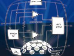LED-driver simulatie