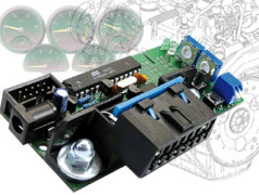 OBD2-mini-simulator voor PWM/ISO/KWP2000