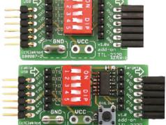 Uitbreiding voor seriële USB-TTL kabel