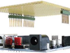 Arduino-opsteekprintjes