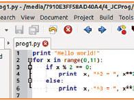 Van BASIC naar Python (1)