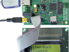 Linux-bedieningspaneel
