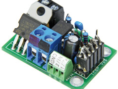RC-snelheidsregeling voor gelijkstroommotoren