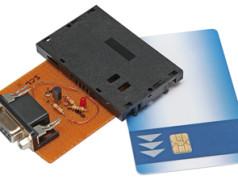Chipkaarten uitlezen via USB