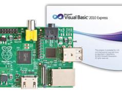 Visual Basic op de Raspberry Pi