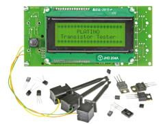 Platino-transistortester