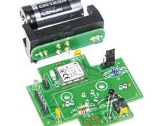 Draadloze buiten-thermometer met Bluetooth Low Energy