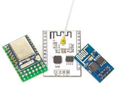 WLAN voor microcontrollers
