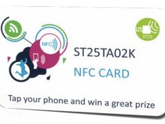 Een tweede leven voor een NFC-tag (1)
