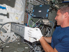 Elektronica in de ruimtevaart