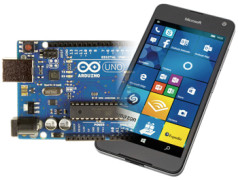 Windows bestuurt Arduino (2)