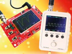 Mini-oscilloscopen