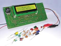 Simpele LC-meter