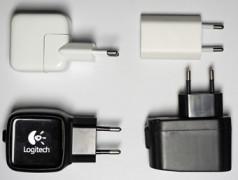Universeel IC voor USB-acculaders