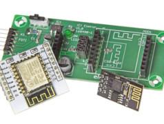 ESP8266 USB-programmeer-adapter