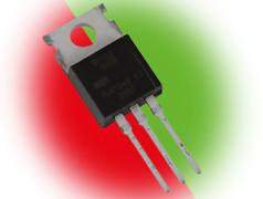 OptischeTransistortester met duo-LED