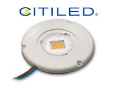 22-W-LED werkt rechtstreeks op 230 Vac