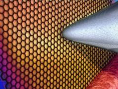 Grafeentransistor koelt zichzelf