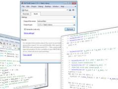 Automatische C-codegeneratie vanuit MATLAB-taal