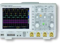 Nieuwe serie basis-oscilloscopen van HAMEG