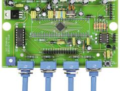 Cool Summer Gratis Artikel: Universeel audio-DSP-board