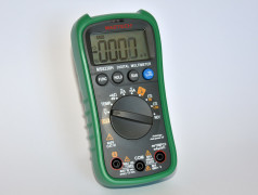Review: Mastech-multimeter MS8238H met Bluetooth-module