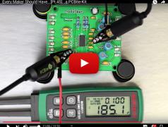 PCBite: de meetpennen die vanzelf op hun plaats blijven